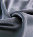 charcoal silk fabric 1
