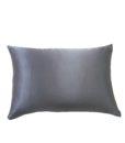 charcoal silk pillow case 2