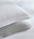 jersey cotton coverlet pillows