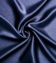 navy blue 100% mulberry silk pillow case 5