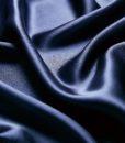 navy blue 100% mulberry silk pillow case 6
