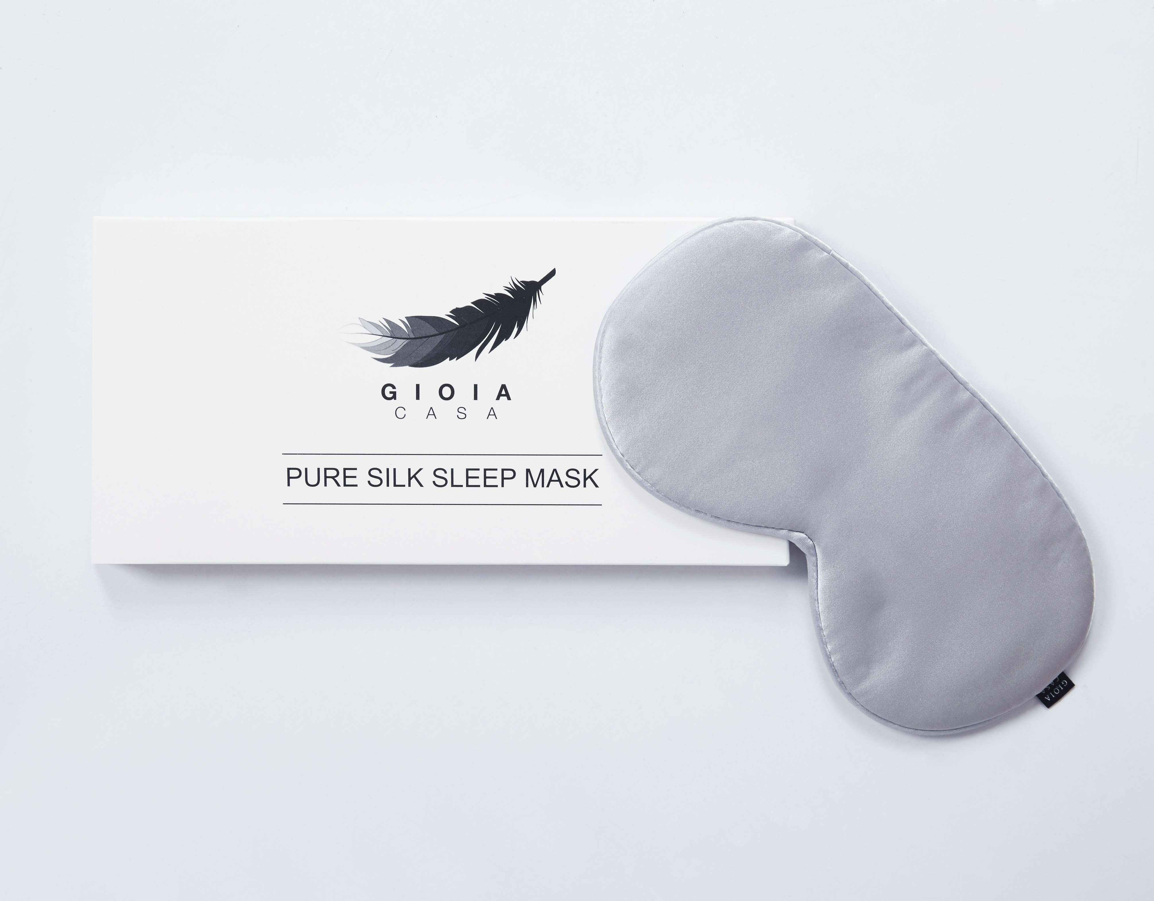 100 Mulberry Silk Sleep Mask Pure Silk Filling Relax
