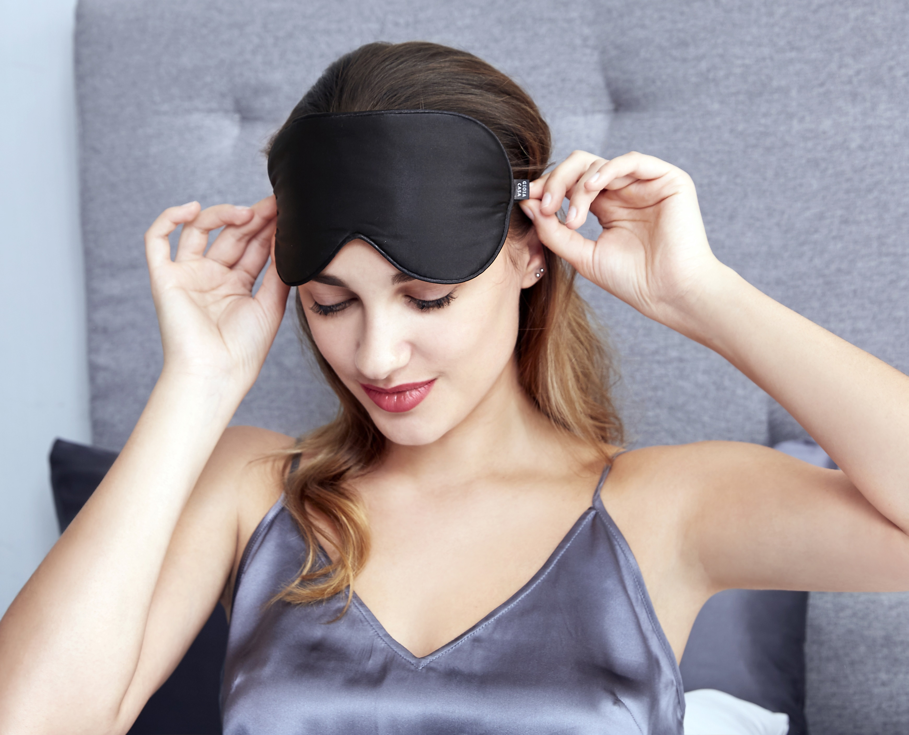 100 Mulberry Silk Sleep Mask Pure Silk Filling Relax