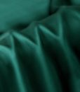 emerald green silk fabric 1