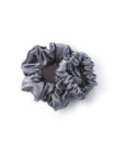 charcoal scrunchies