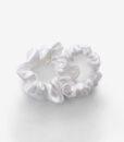 white silk scrunchies 3